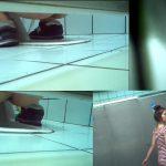 KOR 女子トイレ 地下鉄駅のトイレ