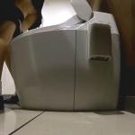 VIP配信している高画質トイレ盗撮一部公開‼