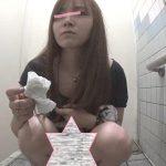 海のトイレを前から撮ってみたら15可愛い子厳選のエグい前アングル