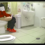【期間限定】Japanese toilet style.No112 子連れ編