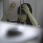 プレミアピープセレクション 洗面所特攻隊 視界侵入 かわいい娘たち集め 幻 90