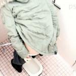 【洗面所の神様降臨 最高峰の盗神伝】限定販売 ハイビジョン 盗神伝 Vol.3