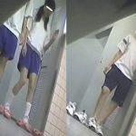 美少女トイレ②