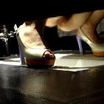 【美人が集まるファッションショッピングセンター洗面所盗撮】ギャルのツルピカ潜入盗撮!Vol.05