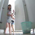 美少女たちのトイレ事情 有名大学休憩時間の洗面所事情06