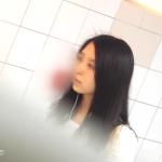 CM 清楚なお姉さんから流れる綺麗な聖水【美しい日本の未来 No.125】