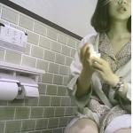 プレミアム美盗トイレ vol.2 大開脚で拭き拭きむすめ・パ○パン超絶美女など 全6名収録