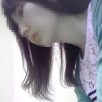 タレントさん張りのきれいなお顔をジックリ魅せてくださいます:新美女コンビニ09-14